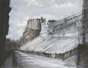 The Castle - Johnston Terr.