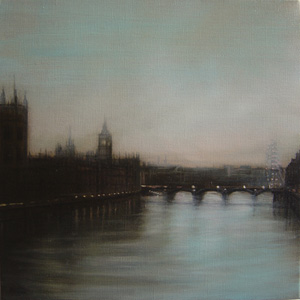 Early morning at Westminster