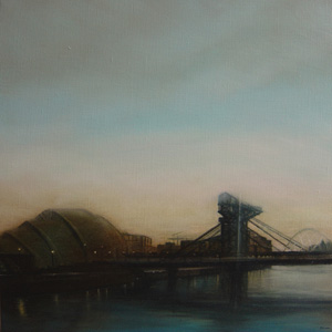 Early morning mist - River Clyde