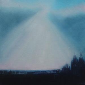 Shimmer of light, Glasgow
