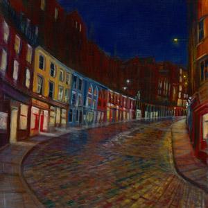 Lights on Victoria Street