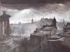 Light cascading - Edinburgh