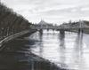 Looking back to Albert Bridge