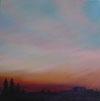 Twilight approaching Kelvingrove