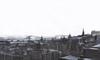 Winter vista over the city