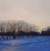 Sunrise over The Meadows