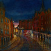 Victoria Street night scene