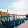 Afternoon light in Venice